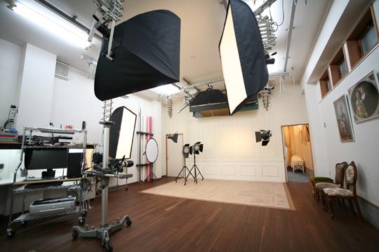 写真の勝山撮影スタジオ